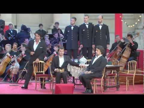L'entrée des rois de la Belle Hélène - Offenbach