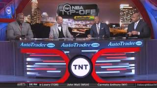 Charles Barkley fires shots at Gabrielle Union on Inside The NBA