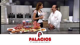 Chorizo Palacios, en Antena3 Karlos Arguiñano