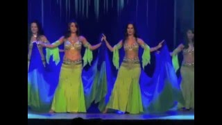 Arabellas Bellydance Troupe at the Sydney Middle Eastern Dance Festival 2013