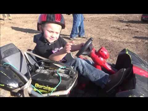 Power wheels {Demolition Derby} *OCTOBERFESTBASH1* Salina Speedway 10-15-16