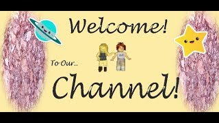Roblox | Welcome, people!!!!!! XD