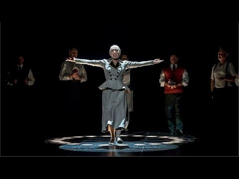 Top Billing meets the cast of Evita| FULL INSERT