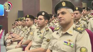 بالفيديو.. وزير الدفاع: مسئولية القيادة أمانة مقدسة