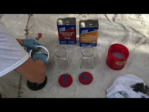 How  to clean oil paint brushes so you can reuse them