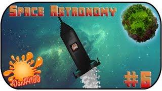 FTB   Space Astronomy #6  De l'éléctricité à l'ADN il n'y a qu'un cube !