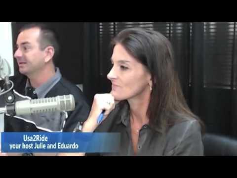 Programa de Rádio USA2Ride - 16 de Junho de 2015