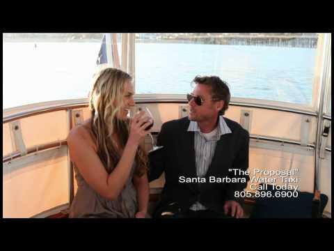 Santa Barbara Water Taxi : Private Santa Barbara Charter Proposal