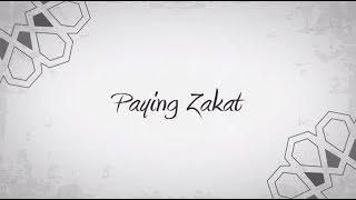 Paying Zakat