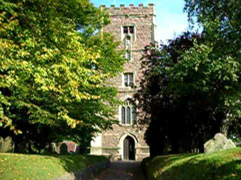Bellringing at St Woolos Cathedral, Newport (Casnewydd)