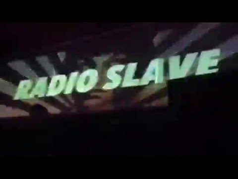 RADIO SLAVE//Audiodrome, Torino