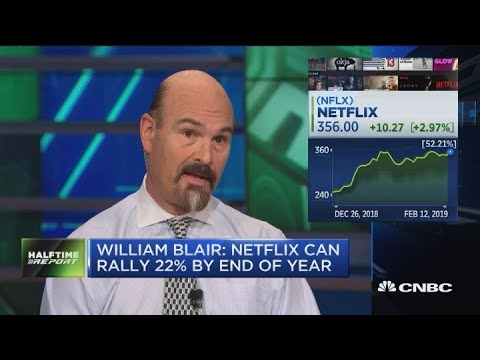 William Blair: Netflix To Rally 22% By End Of Year