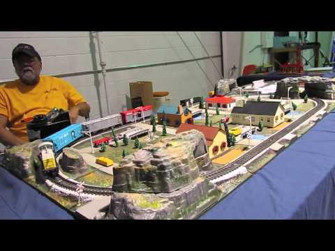 ACSG Blue Ridge Division At Shenandoah Valley Train Show