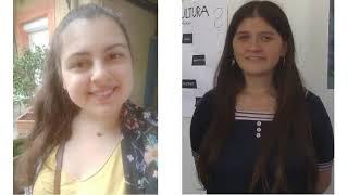 Manuela et Ines autour de l'espéranto