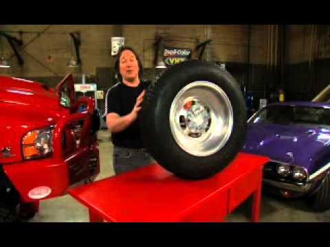 Mickey Thompson Sportsman St Tire Youtube