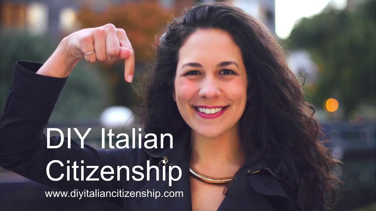 How To Request Birth Certificates From Italy Youtube