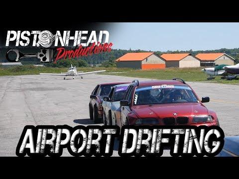 Ottawa Drift Club First Event