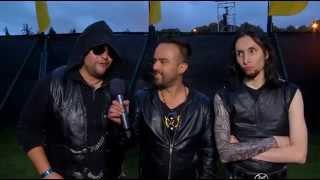 #RockTR3CE Un show sorprendente le dio Nosferatu a todos los asistentes de Rock Al Parque