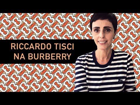 Lilian comenta a estreia de Riccardo Tisci na Burberry - Lilian Pacce