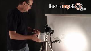 Как сфотографировать брызги воды без вспышки