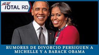 Rumores de divorcio persiguen a Michelle y a Barack Obama