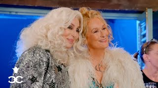 'Mamma Mia 2' Brings Cher and Meryl Streep Back Together on the Big Screen