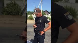 Клоун полиции Кременчуга Голайдо Евгений