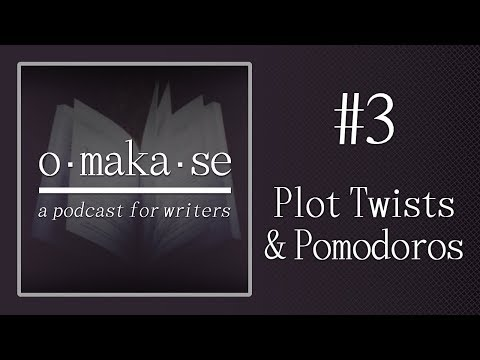 Omakase: A Podcast for Writers「3」