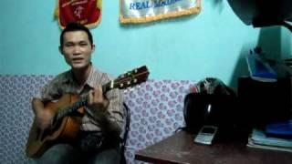 Noi Nho Tinh Toi Anh Tran Guitar .wmv