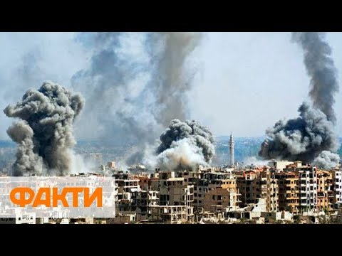 Война в Сирии: