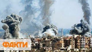 Война в Сирии: Эрдоган выдвинул курдам ультиматум сложить оружие до конца дня