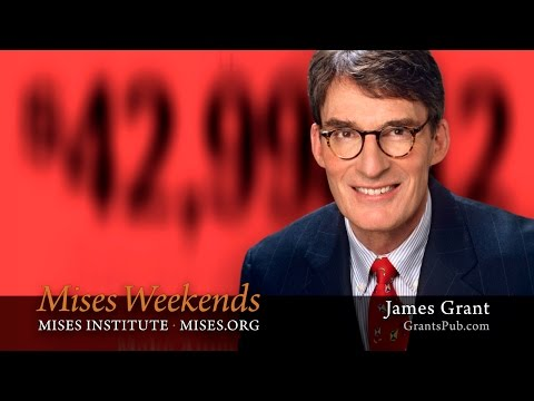 James Grant: The United States of Insolvency
