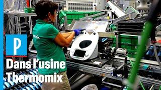 Dans les secrets de fabrication du Thermomix