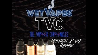 Mutation X v4 By Indulgence Review On TVC