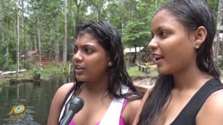 Het 10 Minuten Jeugd Journaal uitzending 16 september 2016(Suriname / South-America)