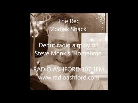 The Rec - 'Zodiak Shack' - Radio Ashford 107.1FM