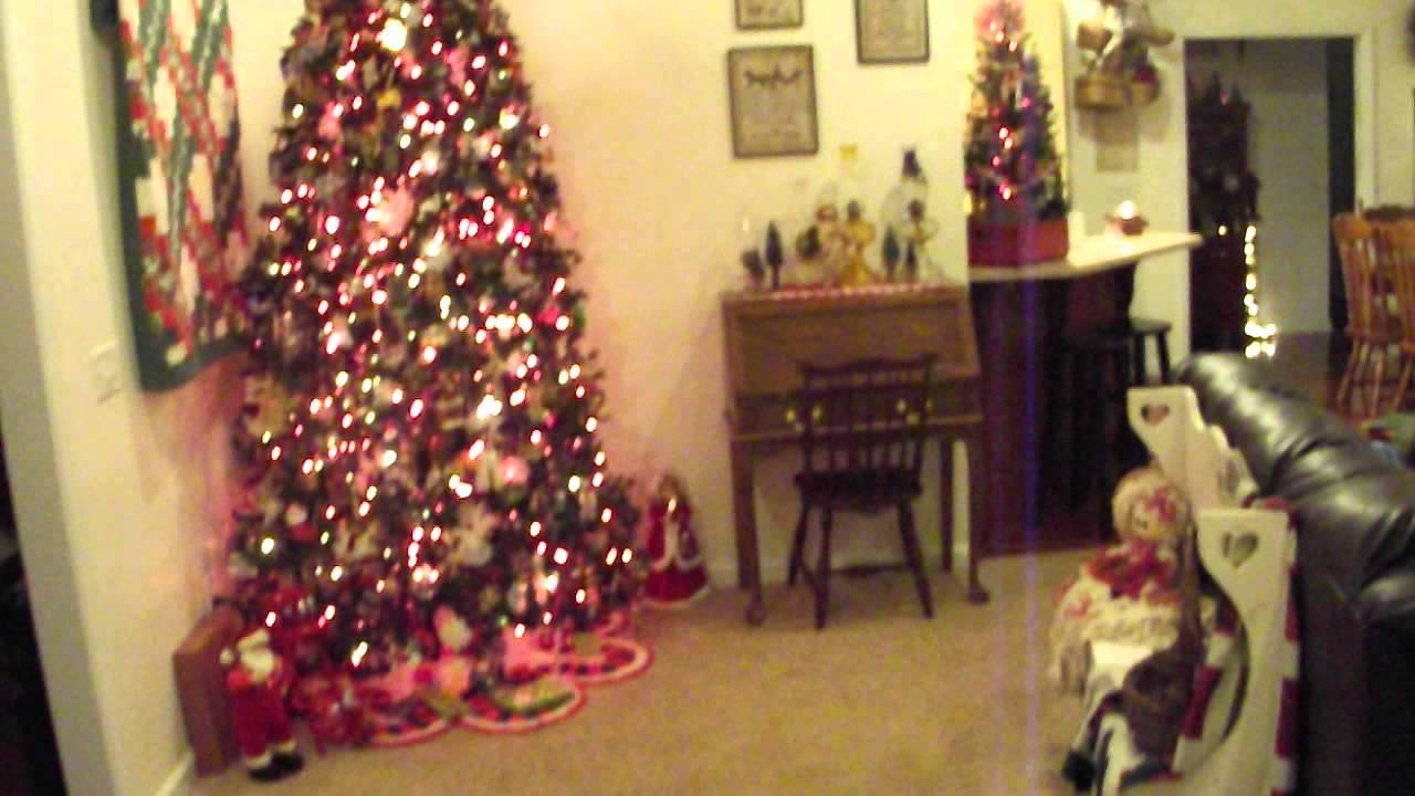 Country christmas decorations 2014 - Strickland Country Christmas Home Tour 2014 Church St Prim Decor