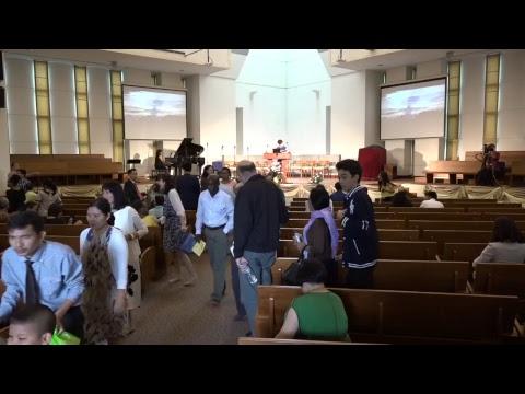 Asia-Pacific International University - Church Service, July 15, 2017