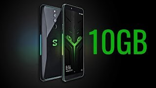 5 Phones with a Whopping 10GB of RAM!