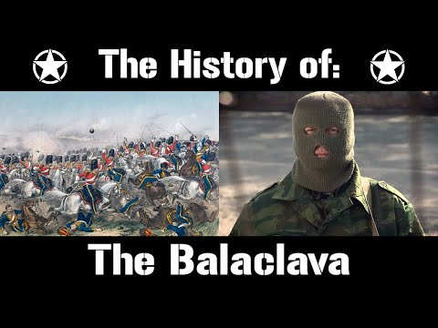 The History Of The Balaclava Mask/Cap | Uniform History