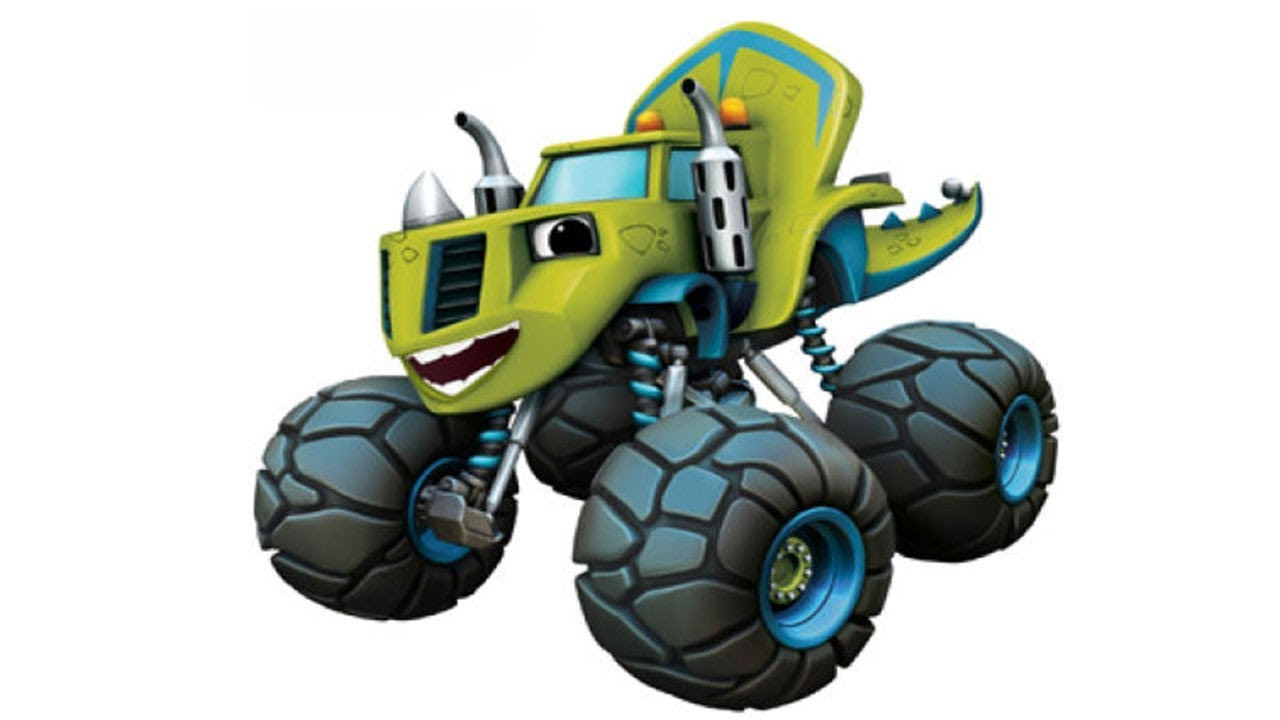 Blaze And The Monster Machines Coloring pages for kids Blaze ...