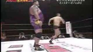 Monster-BONO vs. RG #1 海川ひとみ 動画 30