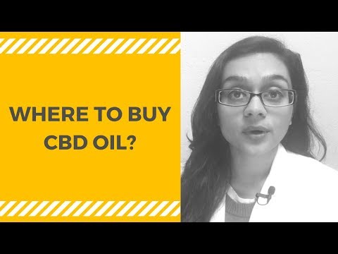 WHERE TO BUY CBD OIL?