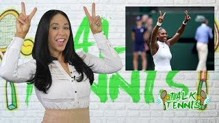 Wimbledon 2016 Results. Serena Williams ties Graff, and Andy Murray wins Wimby #2!