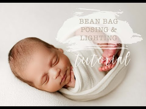Newborn Photography Posing And Lighting Tutorial {2019}