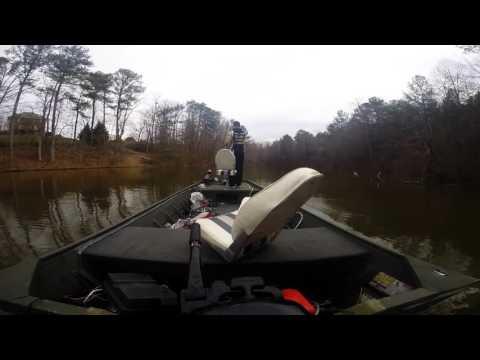Catoma bass fishing Cullman Al