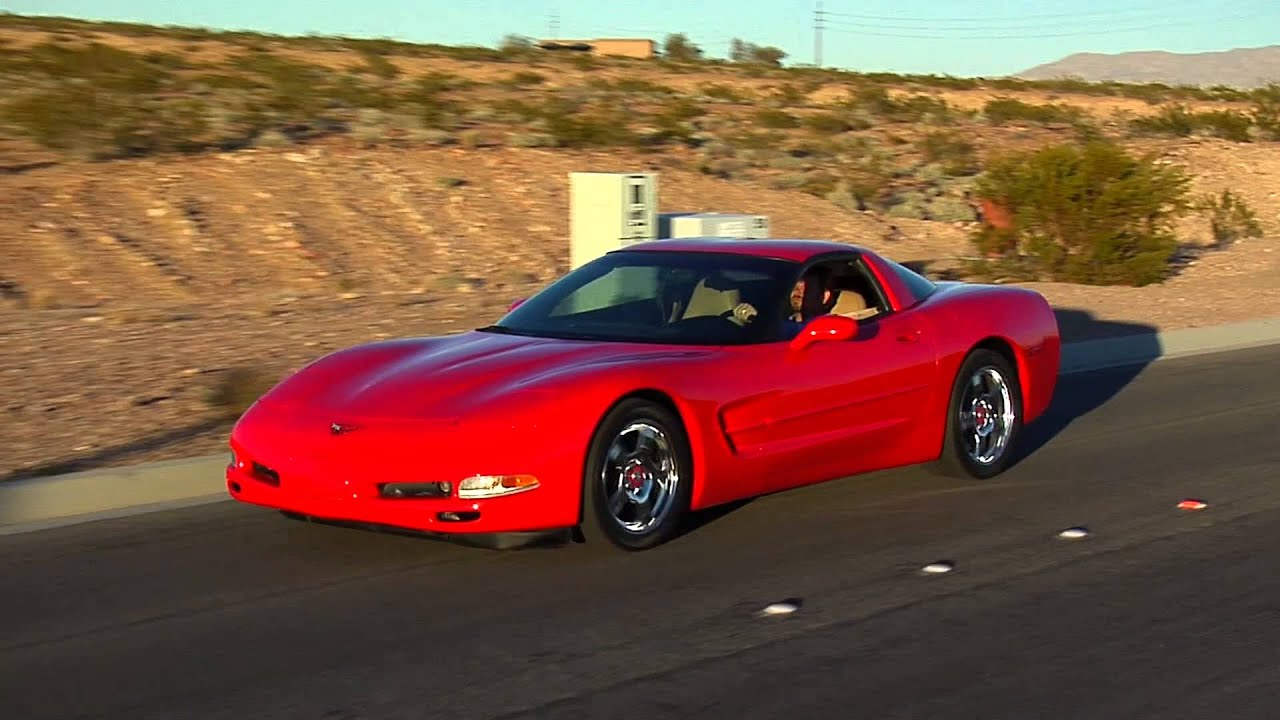 1999 Corvette C5 Modified Exhaust