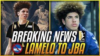 LAMELO BALL'S TEAM NEXT SEASON REVEALED! | LAVAR'S JBA?