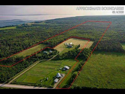52 Acres Ben Phinney Road, Forest Glade, Nova Scotia