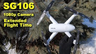 SG106 - Low Cost Drone with BIG Features thumbnail